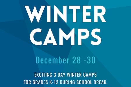ONE RIVER Winter Camps | School Break Camps for Grades K-12