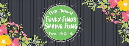 Funky Finds 2021 Spring Fling applications due Jan. 10