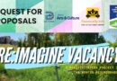 RE:Imagine Vacancy RFP call for artists